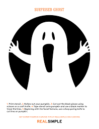 Vampire Pumpkin Stencils by The Best Ghost Pumpkin Designs Real Simple