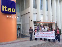 Sindicato De Londrina Paralisa Agencia Do Itau Na Luta Em Defesa Dos Empregos
