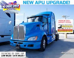 100 American Truck Showrooms 2012 Kenworth T660 Gulfport Dealership
