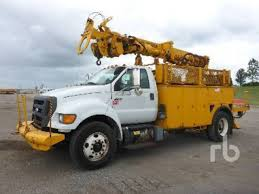 2008 Ford F750 Digger Derrick Trucks For Sale ▷ Used Trucks On ... Digger Derricks For Trucks Commercial Truck Equipment Intertional 4900 Derrick For Sale Used On 2004 7400 Digger Derrick Truck Item Bz9177 Chevrolet Buyllsearch 1993 Ford F700 Db5922 Sold Ma Digger Derrick Trucks For Sale Central Salesdigger Sale Youtube Gmc Topkick C8500 1999 4700 J8706