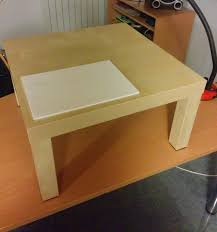 Lifehacker Standing Desk Diy by Diy Standing Desk For 8 U20ac And Some Tools Thinking In A Digital