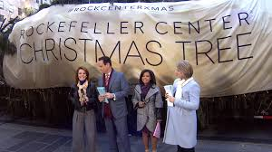 Rockefeller Christmas Tree Lighting 2016 by The 2016 Rockefeller Christmas Tree Arrives On The Plaza Today Com
