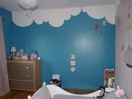 chambre fille bleu décoration chambre fille bleu