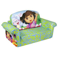 Minnie Mouse Flip Open Sofa Canada by Marshmallow Furniture Children U0027s Upholstered 2 In 1 Flip Open