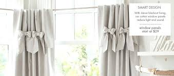 Blackout Curtain Liner Eyelet by Curtains For Nursery White Curtains For Nursery Decorating