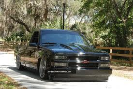 100 Bagged Chevy Trucks 1988 Chevrolet Silverado 1500 Lowered Custom Hotrod Custom Paint