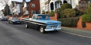 100 Old Chevy Truck Unknown Truck Spotted In New Brighton UK Spotted