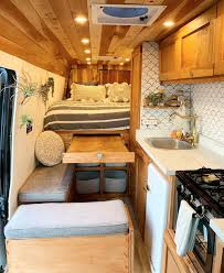 100 Vans Homes Why Are Vandwellers Choosing The Sprinter Camper Van