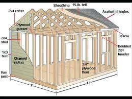 12x12 Shed Plans Pdf by 12x16 Storage Shed Designs Backyard Storage Shed Ideas Backyard