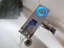 erfahrung test led wasserfall armatur duschmeister de