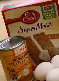 Easy Pumpkin Desserts Pinterest by Best 25 Spice Cake Mix Recipes Ideas On Pinterest Pumpkin Pie