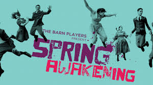 SPRING AWAKENING: A Band In Bloom! By The Barn Players — Kickstarter Outstanding Caoutstanding Productionaudience And Critical Hit Pophror Takes A Look Inside The Barn Listen Live To War Of The World Movies Music Open Auditions Seussical Musical Panorama Audiostream She Loves Me At Players Kc Studio November 2014 Journey By Carr Greenbelt Magic Band Mix Youtube 10th Annual 6 X 10 Play Festival Presented By Board Game Merch Store Regional Calendar Crucible Photos Videos At