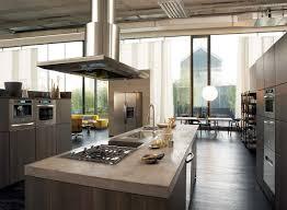 hotte de cuisine centrale ilot centrale cuisine pas cher awesome ilot de travail