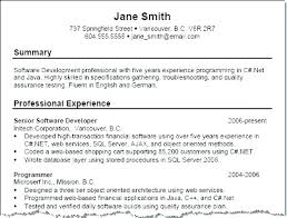 Best Resume Titles Good For Resumes Title Examples