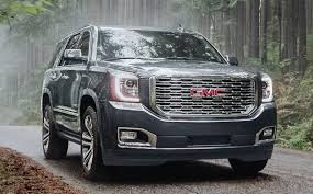 100 Yukon Truck 2019 GMC XL FullSize SUV Model Overview