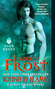 Bound By Flames A Night Prince Novel Jeaniene Frost