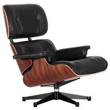 Vitra Eames Lounge Chair, Classic Size, Palisander - Black ... Bar Stool Eames Lounge Chair Wood Chair Png Clipart Free Table Ding Room Fniture Cartoon Charles Ray And Ottoman 1956 Moma Lounge Cream Walnut Stools All By Vitra Ltr Stool Design Quartz Caves White Polished Walnut Classic