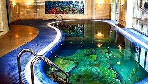 3d Epoxy Flooring Floors Make A For Your Swimming Pool With Paint