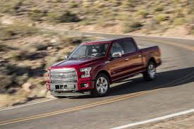 2017 Ford F-150 3.5 EcoBoost First Test: Gazing Head On Into Peak ...