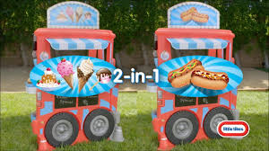 Little Tikes 2-in-1 Food Truck | Product Demo - YouTube Little Tikes Cozy Coupe Truck Amazoncouk Toys Fun In The Sun Finale Review Giveaway Amazoncom Handle Haulers Deluxe Farm Little Tikes Food Play Kitchen Ice Cream Cart Pretend Rc Wheelz First Racers Radio Controlled Free Big Car Carrier Spray Rescue Fire At Dirt Diggers 2in1 Dump Food Product Demo Youtube Princess Replacement Grill Decal Pickup Fix Repair