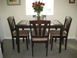 kitchen tables walmart 1000 ideas about tall kitchen table on