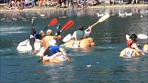 Damariscotta Pumpkin Festival by 2011 Giant Pumpkin Regatta Of Elk Grove Youtube
