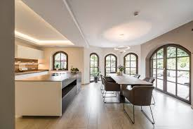 projekt s2 offene küche mit ess wohnbereich modern