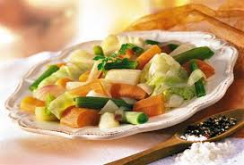 legumes pour pot au feu
