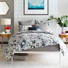 Minted for west elm Teal Winds