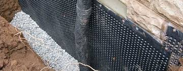 drainage services waterproofing in raintek drainage