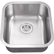 Did Hard Merchandise Sinks by Platinum Sinks 16 X 18 18 Gauge Stainless Steel Undermount Bar