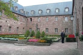 mont odile photo de couvent du mont sainte odile obernai