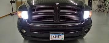 2002 - 2006 Dodge Ram 9007 LED Headlight Kit Install Writeup - DIY ... Trucklite Generation 2 Led Headlights Phase 7 4x4ovlander 60cm Drl Fxible Led Tube Strip Style Daytime Running Lights Tear Kits Similar To Hid For Headlightsfog Plugn 2018 Ford F150 Platinum Headlight Upgrade Kit Trucklite Round Headlamp 80275 Passing Installing Headlights In 2014 Gmc Sierra Better Automotive Easy Guide Install Strips Over Xr5 H13 Performance Lighting Ltd 200408 Cree Head Light F150ledscom For Truck Best In The Www