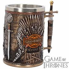 Barringtons Swords Game Of Thrones Gifts House Startk Tankard