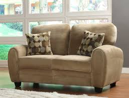Berkline Leather Sleeper Sofa by Homelegance Rubin Sofa Set Brown Textured Microfiber U9734br 3