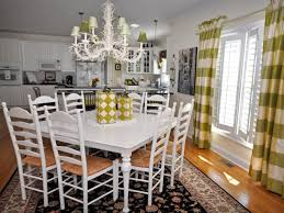 Decor Engaging Kitchen Interior With Outstanding Stylish Chair Cushion In Beige Seat Suitable Gorgeous White Wood Dinette Set