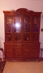 Bernhardt Hibriten China Cabinet by Bernhardt Flare China Cabinet Antique Appraisal Instappraisal