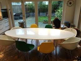 Ikea Dining Room Design Ideas Strikingly White Oval Table Gloss Antique Tables Extension