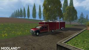 Ford F450 Utility Truck And Trailer Mod For Farming Simulator 2015 ... 2015 Ford F550 Sd 4x4 Crew Cab Service Utility Truck For Sale 11255 Ford Service Trucks Utility Mechanic In Tampa Fl Trucks In Phoenix Az For Sale Truck N Trailer Magazine Dumputility Matchbox Cars Wiki Fandom Powered By Wikia 2013 F350 Truck For Sale Pinterest E350 602135 Hd Video 2008 F250 Xlt Flat Bed See