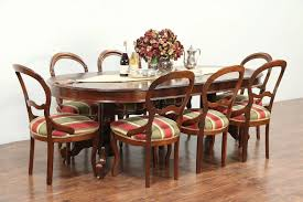 Sets Elegant Full Leaves Walnut Set Square Marvelous ... Gent Fully Upholstered Ding Chair Sinequanon American Walnut Oiled Antique Brass Regency Tables Mahogany Walnut Pedestal Tables Two Leaf Wind Out Table And 6 Chairs Burr Queen Anne Eight Covers Room Set White Farmers Outdoor Wonderful Argos Six Antiques Atlas Amazoncom Pauline 3pc With 2 F2208 Counter Height By Poundex Bespoke Reproduction Fniture Suffolk Uk World Awesome Grey Velvet Small