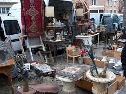 the marche aux puces de porte de vanves flea market