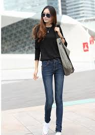 Latest Fashion Trends Skinny Jeans Trend In Pakistan7