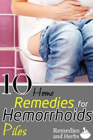10 Home Reme s To Treat Hemorrhoids Piles
