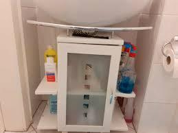 waschbeckenunterschrank badezimmer schrank
