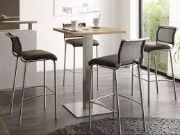 mwa aktuell hochtisch 2 mit säulenfuß tisch für esszimmer oder küche gestellfarbe tischplattenausführung und größe wählbar