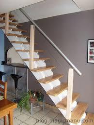 comment fabriquer une re d escalier moderne magicmanu