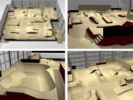 Tony Hawk Tech Deck Half Pipe by 60 Best Skatepark Images On Pinterest Skate Park Skateboard