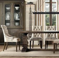 Restoration Hardware Dining Chairs These Vintage Style