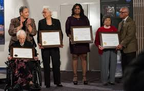 Awards And Decorations Board Questions by Katherine Johnson Receives Presidential Medal Of Freedom Nasa