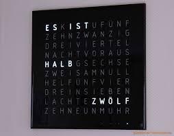 wörter funkuhr 3 spaceflakes de funkuhren uhr wörter